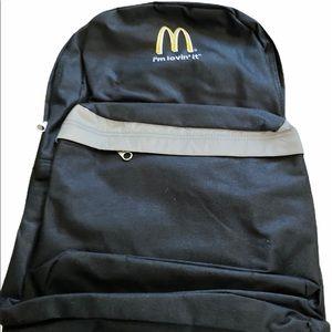 I'm lovin it backpack